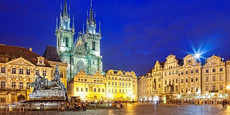 Prague 2017 - Hôtel Intercontinental 5*